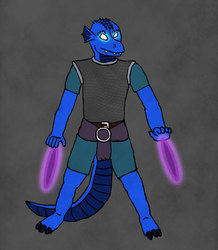 Psionic Party 2/4 - Ammon Zahir of the Hidden Temple (Soulknife)