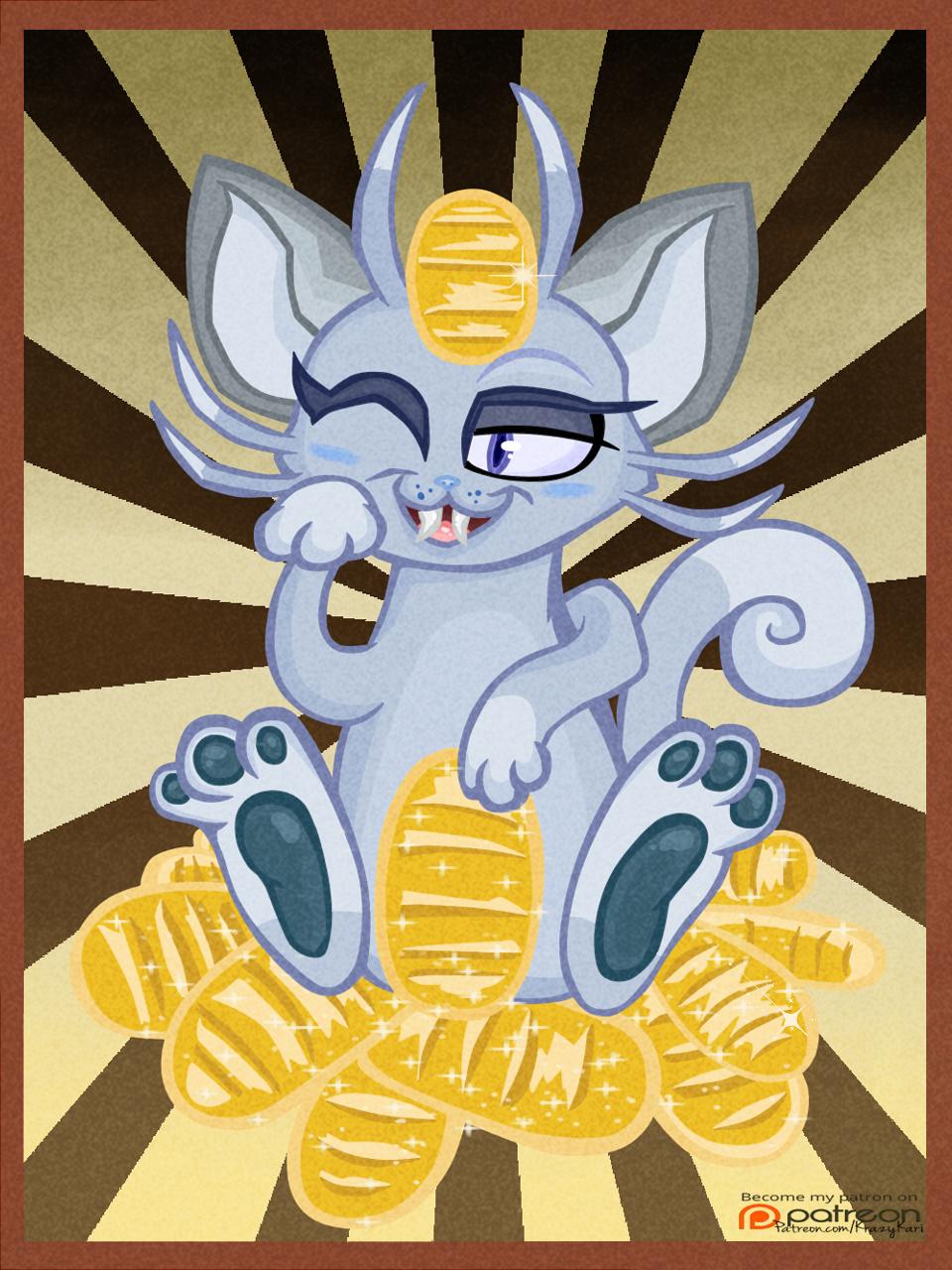 (Pokemon) Alolan Meowth