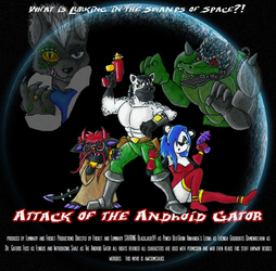 Attack of the Android Gator - 2010