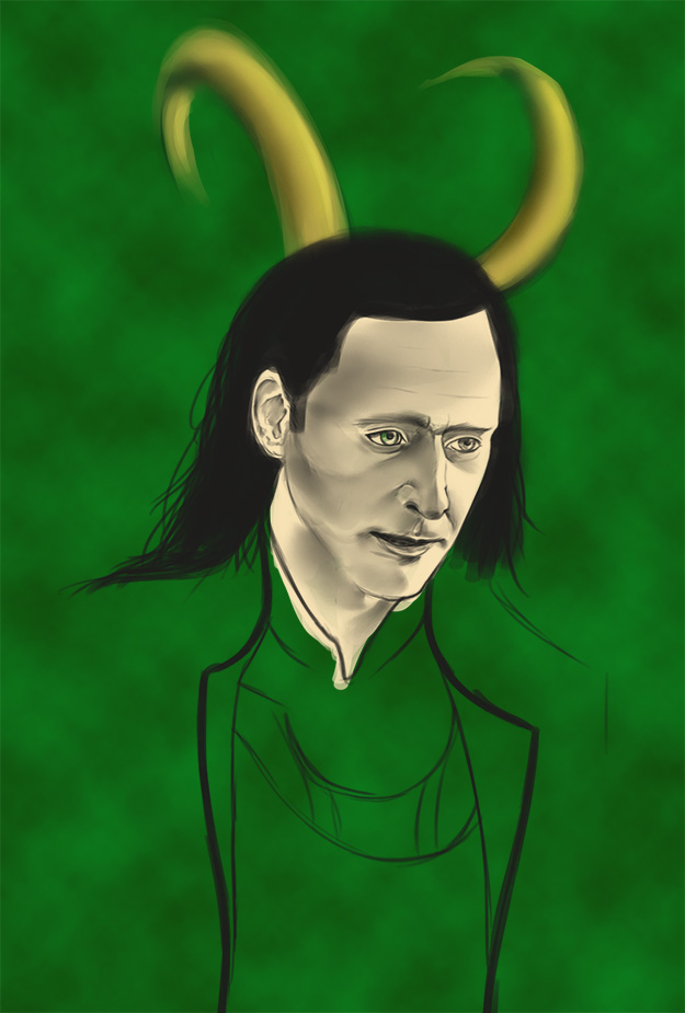 Loki sketch