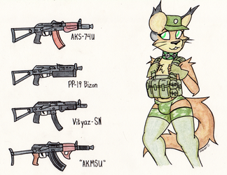 AA Extras: Kalashnikovs, Part 2
