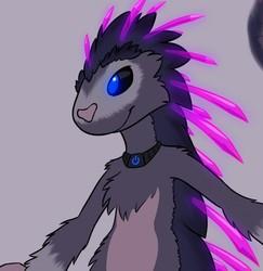 [comm] A spiky fellow