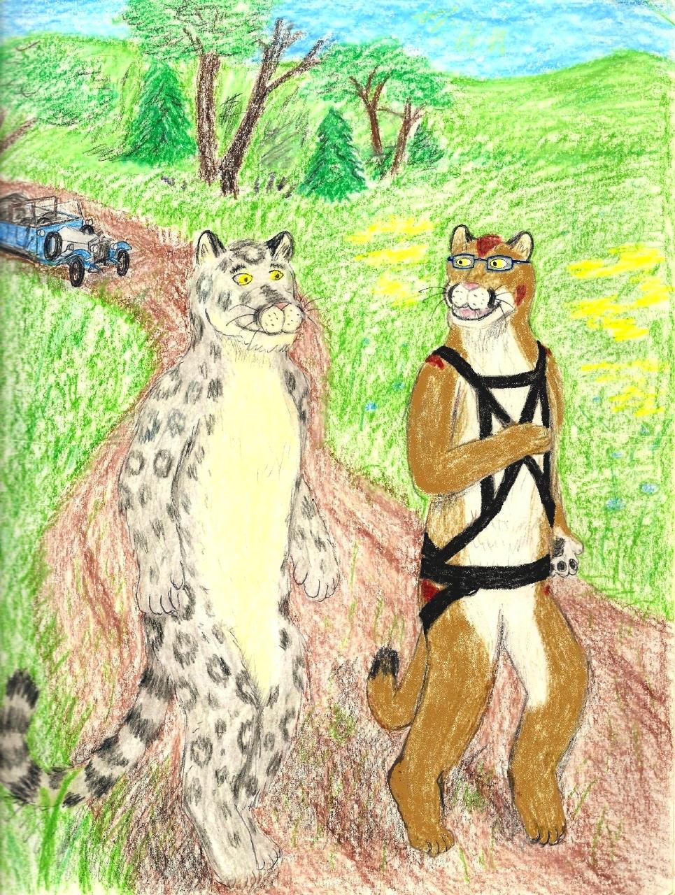 Feline Friends 6
