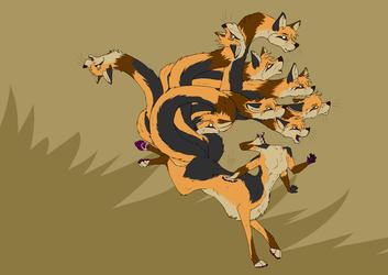 Extra kitsune