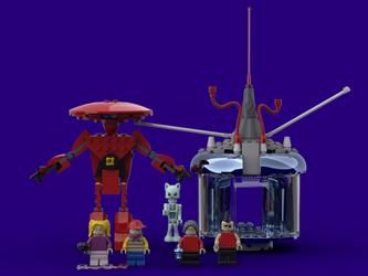 Earthbound Beginnings Lego
