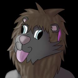 Derpy Lion