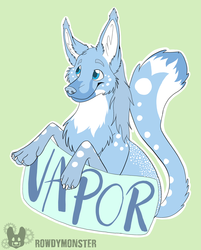 Conbadge Exchange - Vapor
