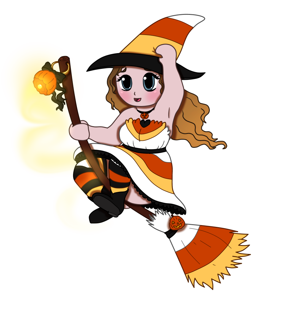 Most recent image: Candy Corn Chibisona