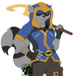 Sly Cooper!