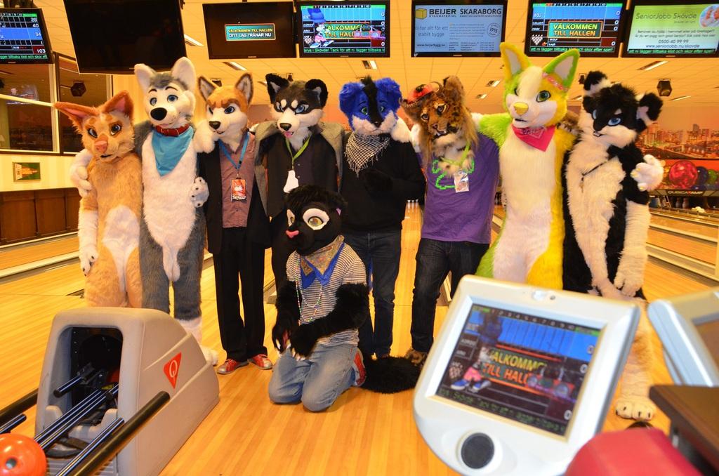 bowling night 1