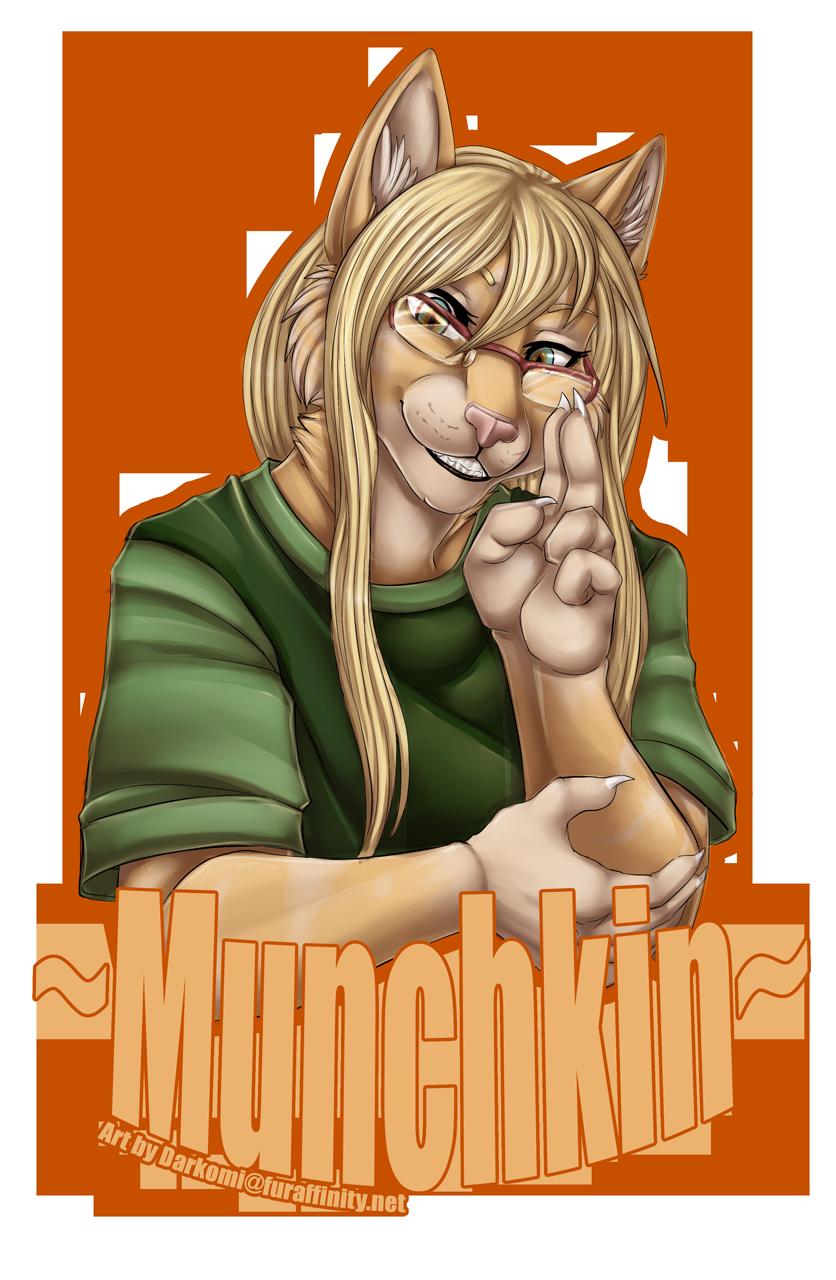 [Com] Badge- Munchkin- Rainfurrest 2015