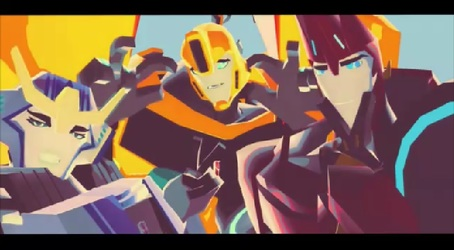 Transformers Rid Team Bumblebee