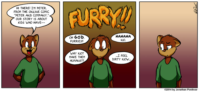 "Most recent image: The ""Furry"" Problem"