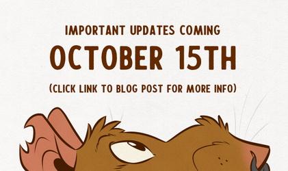 Important Updates in October