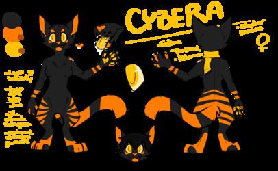 Cybera new reference