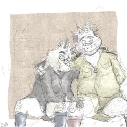 Sedric and Charlie