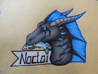 Noctai the Dragon