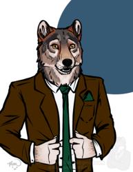 Suit Wolf