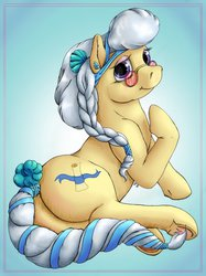 """Mayor Mare in """"Crystal Style"""""""