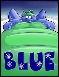 MFF 2015 Badge #8 - Blue