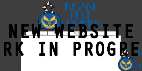 New Site - InsaneBluePumkins