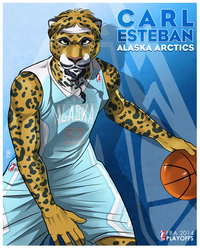 FBA 2014 Playoffs - Carl Esteban