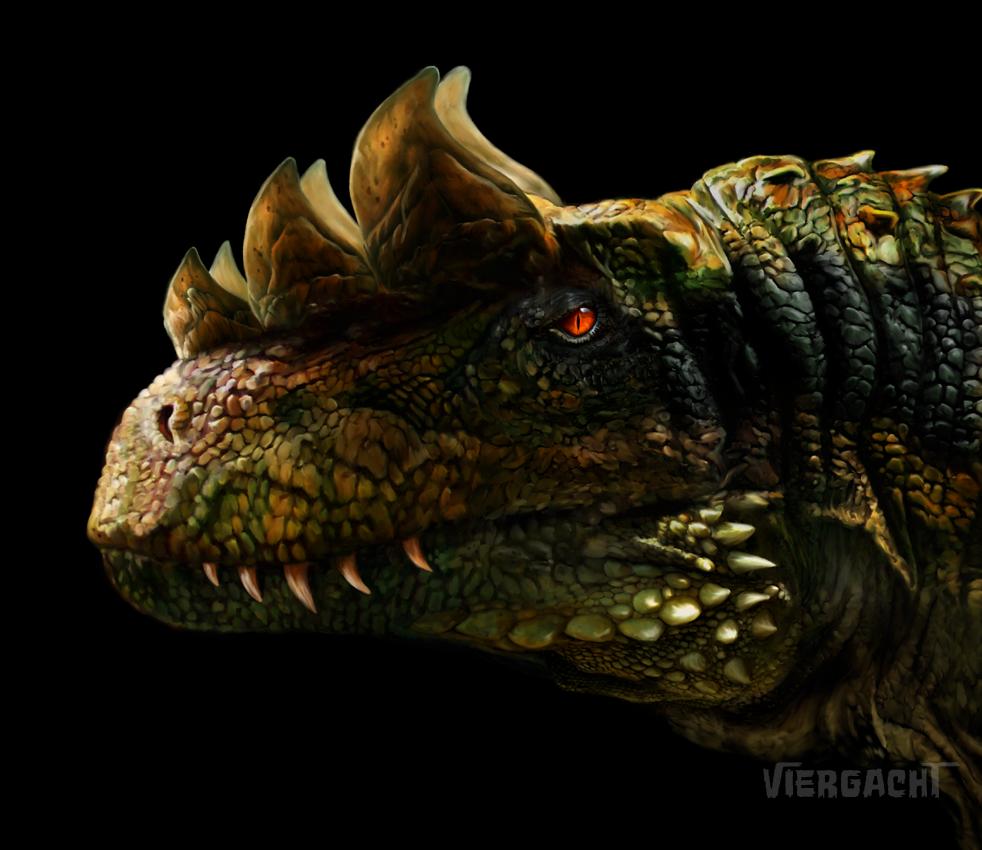 Dinovember Calvinosaurus