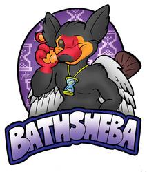 August Conbadge Exchange - Bathsheba