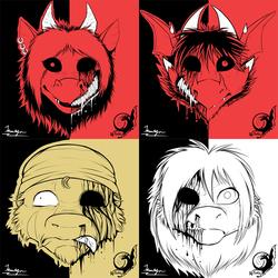 Look Halloween Icons Batch 2