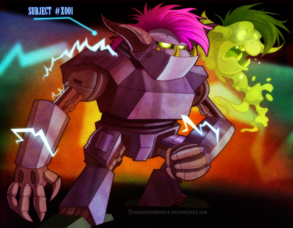 Spyro - ''Metalhead'' the Beast Slayer