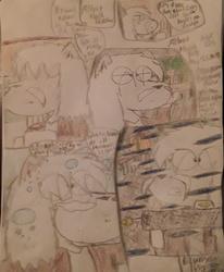 Albert Huish Sketches