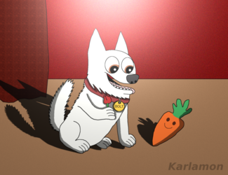 Bolt and Mr. Carrot