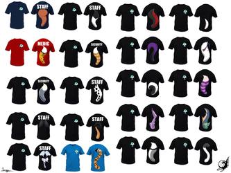 FurCoNZ T-shirts