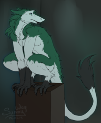 Sergal - event art