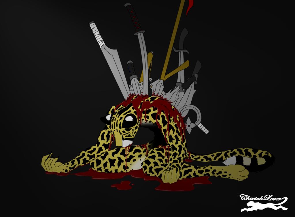 Back Stabbed (Vent Art)
