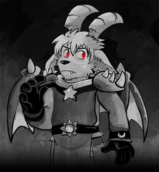 Evil Angel Buwaro