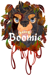 [gift] boomie halloween badge