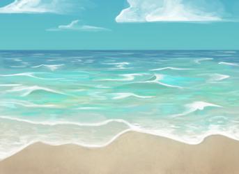 [Wajas] Ocean's Horizon Day