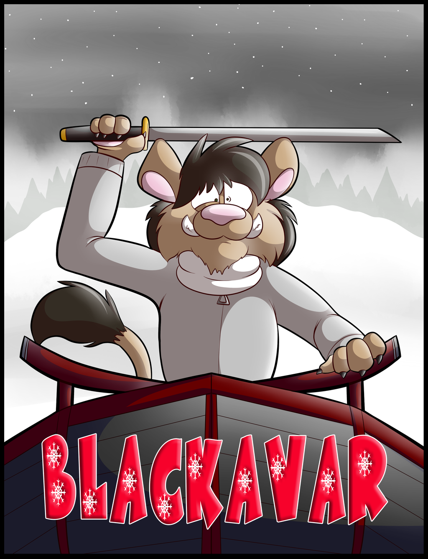 MFF 2015 Badge #4 - Blackavar