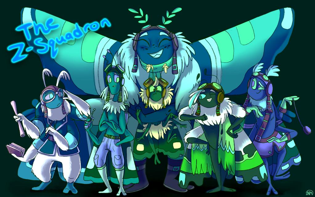 The Z-Squadron