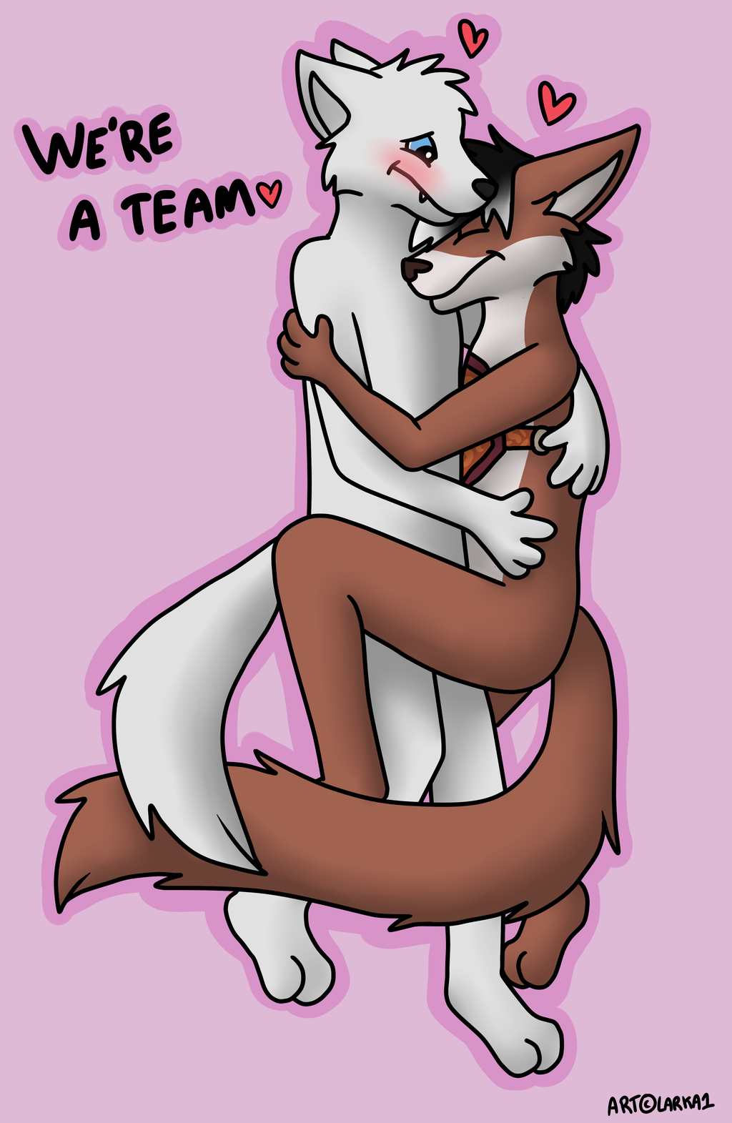 We're a Team