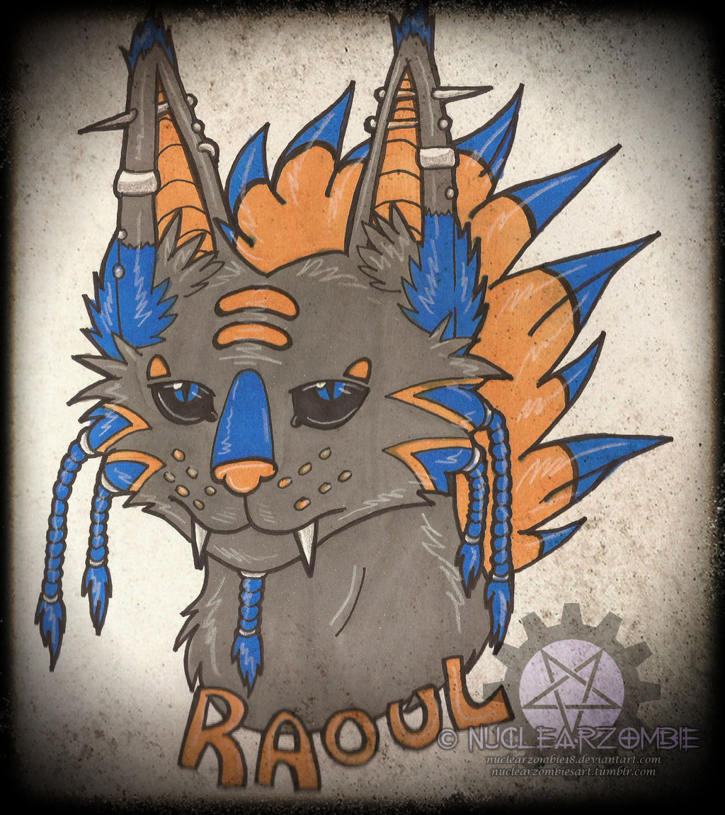 Point Commission- Raoul Badge