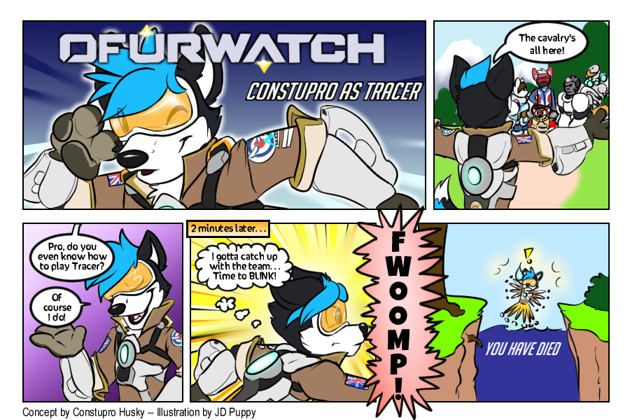 Ofurwatch - Constupro as Tracer