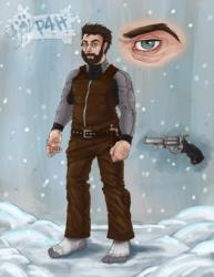 Winter adventurer (part. clothes ver.)