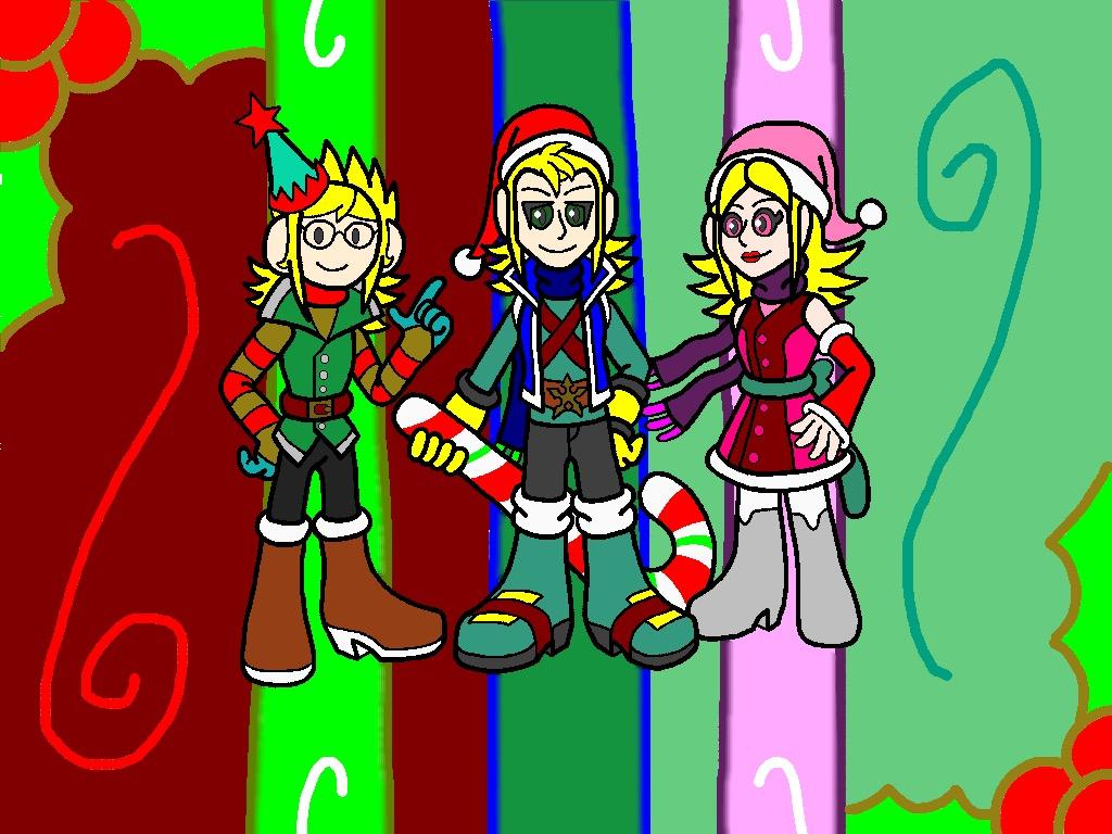 A Sonic Boom Christmas Moment