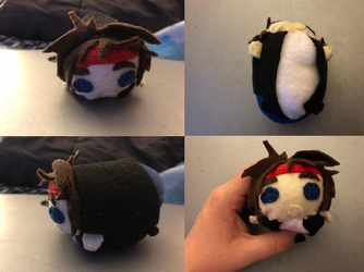 Gravitation Ryuichi Sakuma Stacking Tsum Plush Commission for hetaliayo