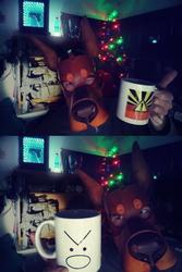 Danger Mug >:0