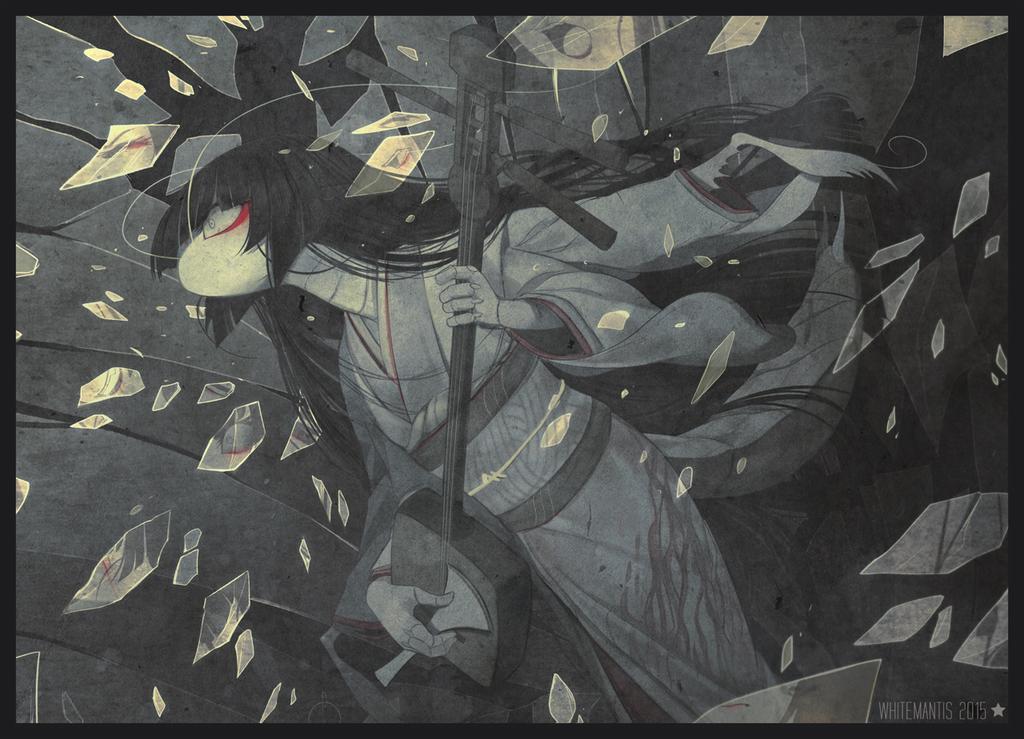 Blade Under Mask: Keep Playing
