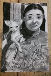 My Charcoal Portrait