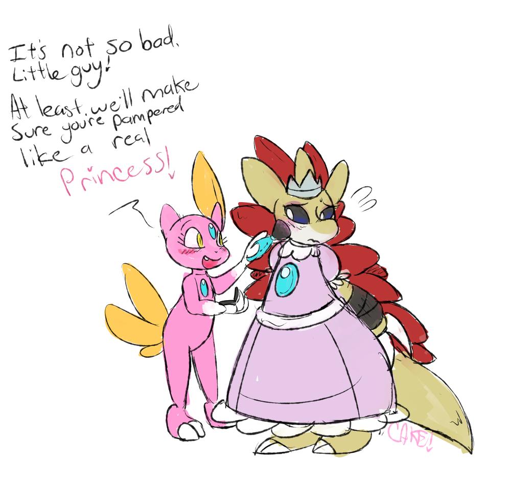 princess sandslash